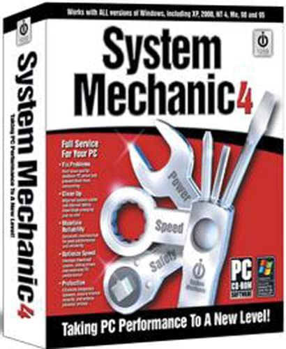 IOLO SYSTEM MECHANIC 4